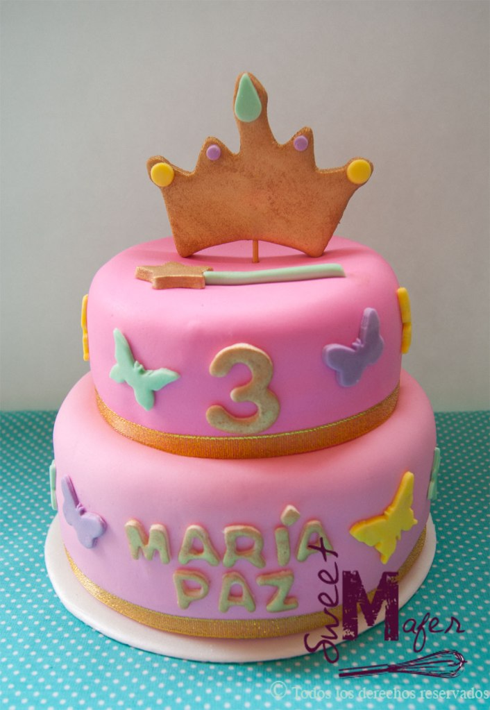 torta-princesa-mariposas-sweet-mafer
