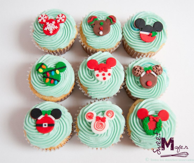 cupcakes-mickey-navidad-sweet-mafer