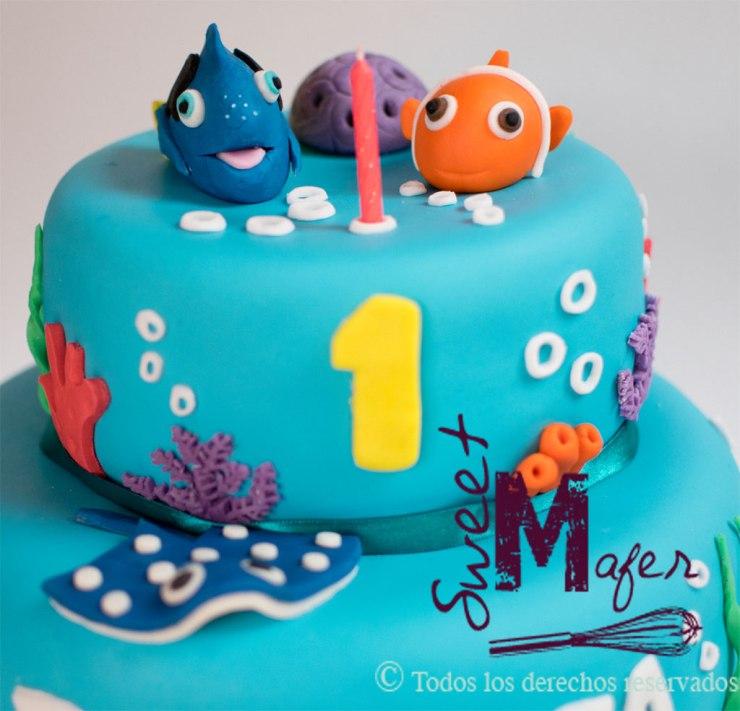 Nemo, Dory y la manta raya