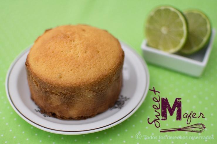 Torta de limón, de Sweet Mafer