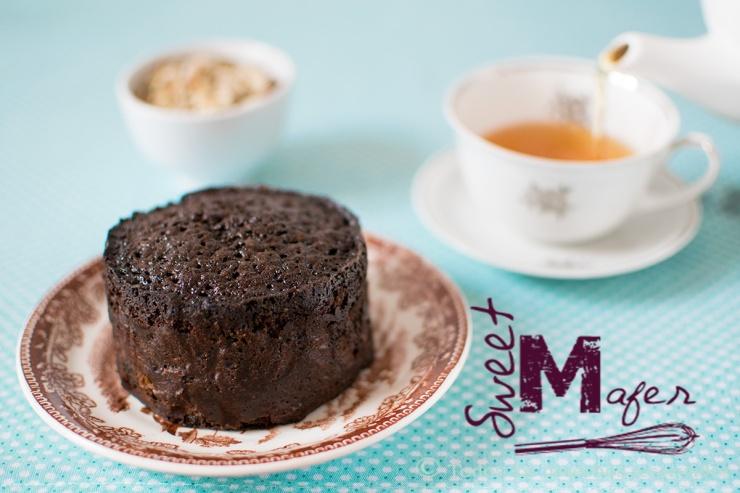 Torta negra especial (o cake Negro), de Sweet Mafer