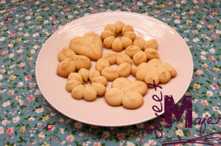 Galletas spritz de Sweet Mafer