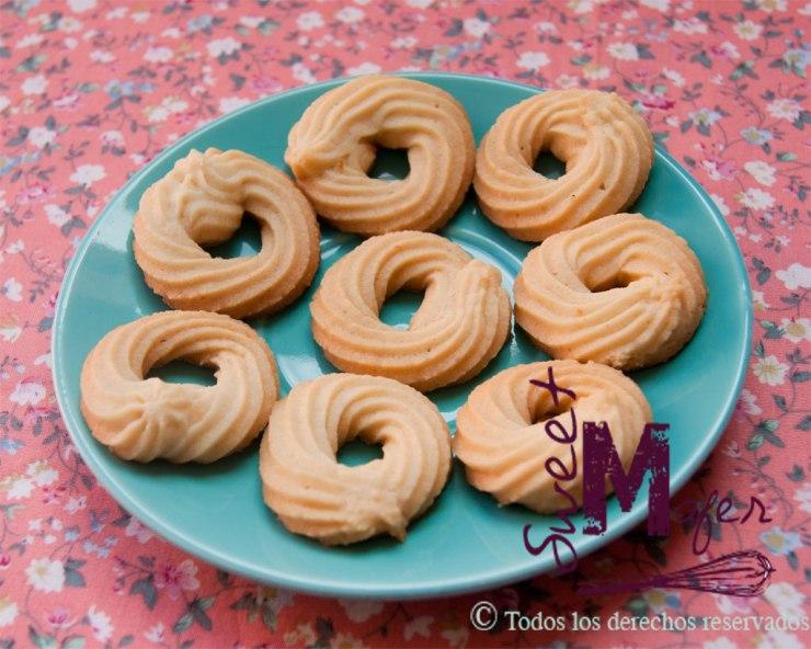 Rosquillas danesas de Sweet Mafer