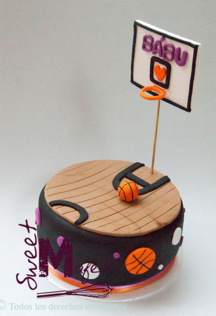 Torta basket ball