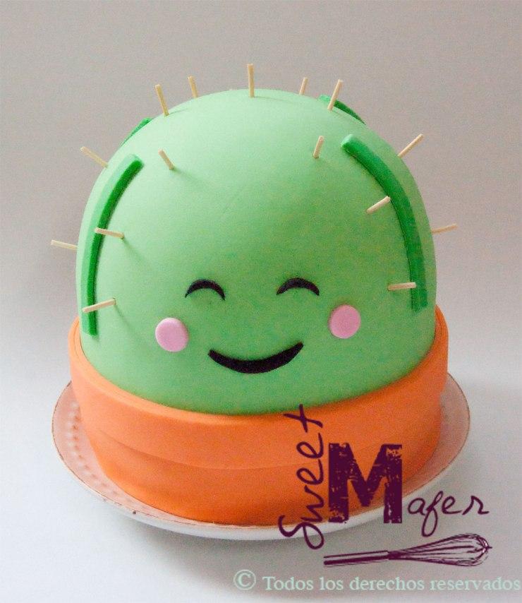 torta cactus
