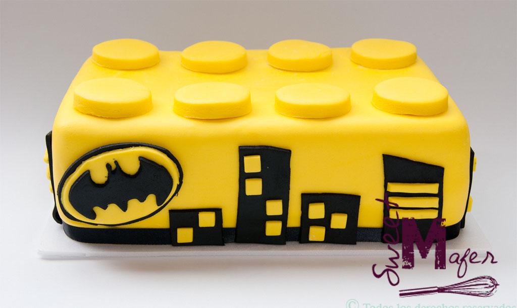 Torta Batman Lego
