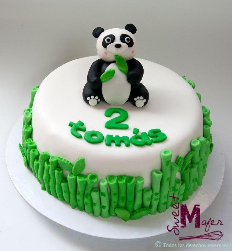 Torta De Panda Para Tomás