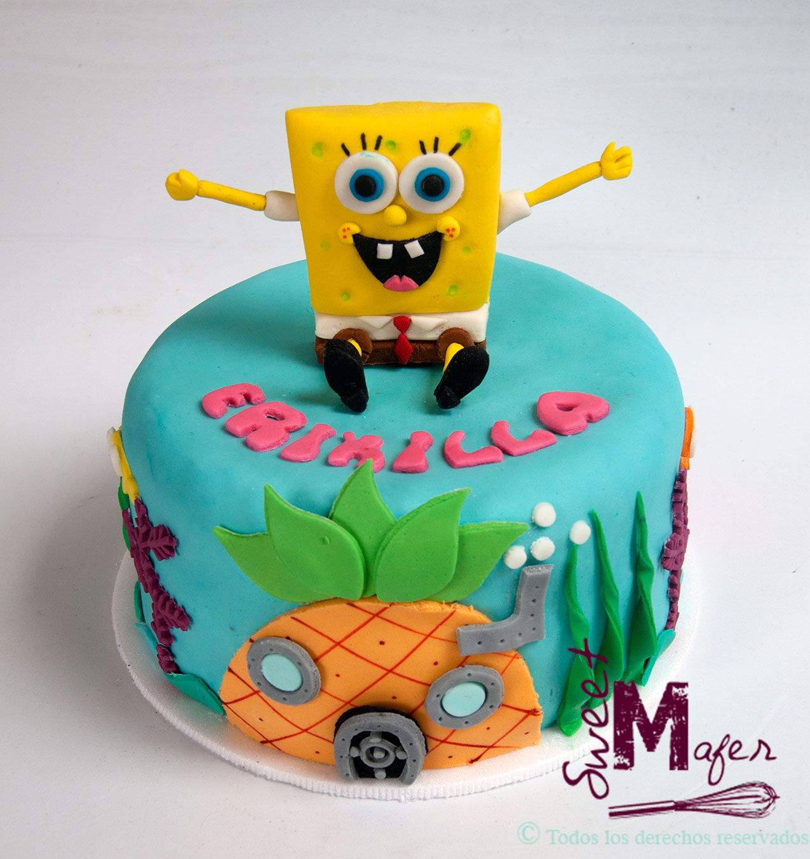 torta-bob-esponja