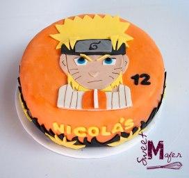 Torta Naruto