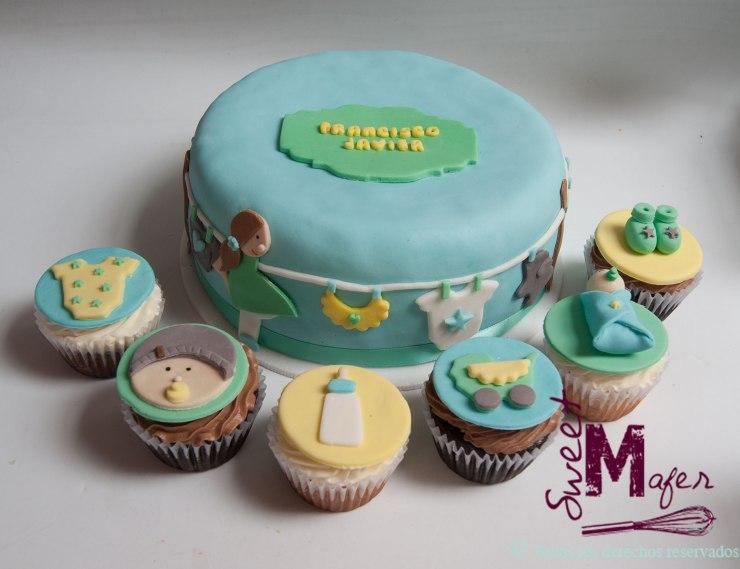 torta-y-cupcakes-baby-shower