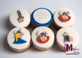 Cupcakes Olafo